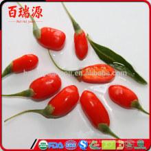 Nourishing goji berry fiyat certified organic goji berry goji dry food