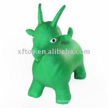 Juguete inflable del animal de la historieta del PVC