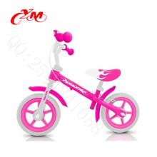 2017 beste design original arbeit rosa balance bike für kinder / Bildung kleinkind balance bike / 1 jahr altes balance bike made in China