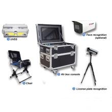 Professional Uvss Under Vehicle Surveillance Scanning Inspection System