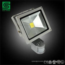 50W Waterproof LED Flood Light RGB with Sensor