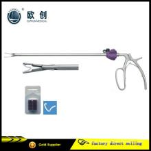 Clip Applier, Hem-O-Lock, Grampo de Polímero, Grampo de Ligação Implantável