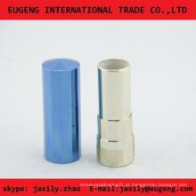 Shiny, azul, sombra, batom, tubo