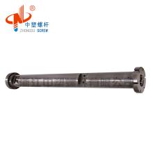 двухшнековый цилиндр для линии по производству пластиковых экструдерных труб