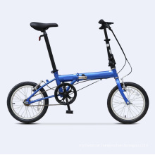 "16"" Single Speed V Brake Child Folding Bike"