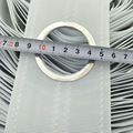 Curtain accessories 5/6/8 metal ring