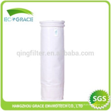 Nadelfilz Stoff Staubabscheider PE Filtration Tasche