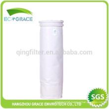 needle felt fabric dust collector PE filtration bag