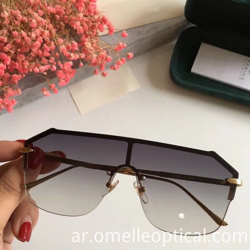 Rimless Sunglasses 2018
