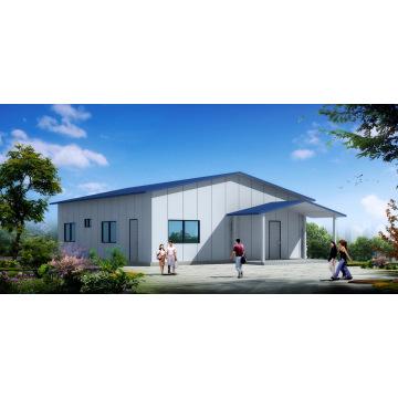 Prefab casa com certificado CE