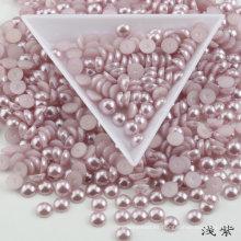 cuentas de perlas puros 4mm FP07