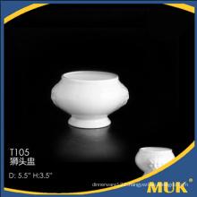 used hotel china dinnerware fine porcelain sugar holder