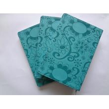 Spezialpapierabdeckung Professional Customized Softcover Notebook Printing