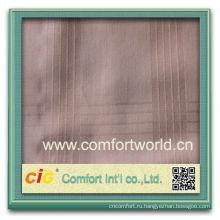 Мода новый дизайн последних стиль полиэстер жаккардовые ткани льняные