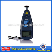 2 IN 1 Digital Photo Contact Tachometer DT6236B with light