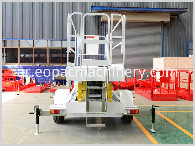Aerial Work Lift Table