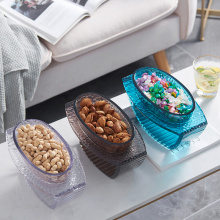 Plastic thickened candy tray