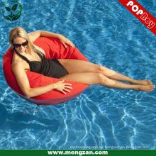 Impermeable tela de vacaciones de la juventud de natación flotante bean bolsas sillas