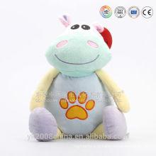Fabricantes da China fizeram brinquedos de pelúcia bebê com chocalho e barulhento cellofan