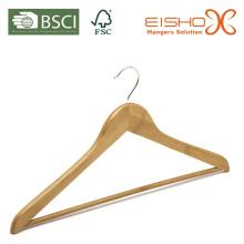 Bambu ternos cabide para vestuário (MB05-1)