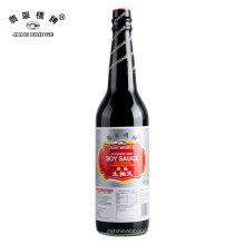 625 ml Glasflasche koschere leichte Sojasauce