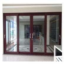 Commercial system high performance sliding door aluminium