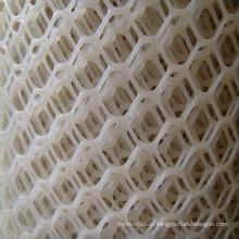 Белая пластиковая сетка или сетка