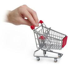 mini shopping trolleys(toy)