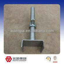 electro galvanized scaffold hollow thread rod