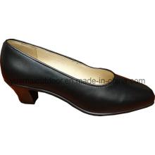 Sapatos de escritório feminino militar