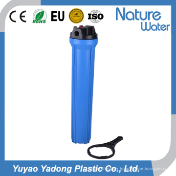 20 Inch Slim Blue Water Filter