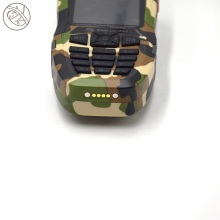 Robust Walkie Talkie Glonass GPS 2-vägs interphone