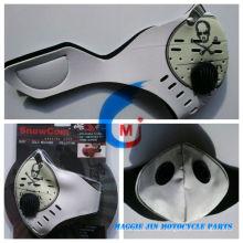 Máscara de accesorios de motocicleta para 04-6