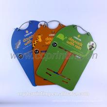 Carte de papier de première qualité, papier cartonné coloré, service d'impression de carte de papier