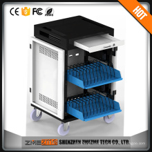 High capacity USB type charging locker cabinet for IOS/Android system tablets/ phoncelles