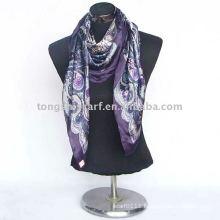 Silk fashion shawls 2013