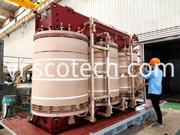 core and winding for 50mva 115kv power transformer