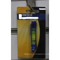 Пластиковый линейный уровень ABS с Bulister Card (7001001)