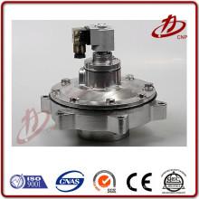 24v válvula de solenóide de pulso em miniatura barata usado no sistema de jato de pulso coletor de poeira