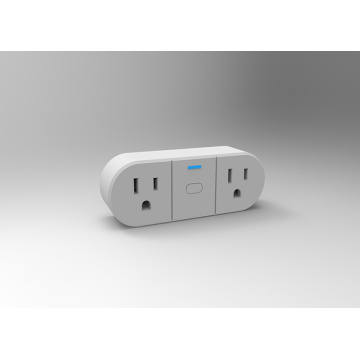 Smart Plug Outlet 15A Tuya Control Alexa