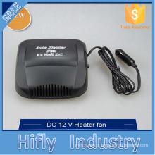 HF-702 Quente DC12V 150 W Cerâmica Auto Aquecedor Do Carro Ventilador de Vidro Desembaciador / Desembaciador Ventilador Aquecedor de Ventilador Portátil (Certificado CE)