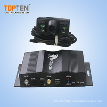 GPS Vehicle Tracking Locator with Fatigue Driving Alarm, Speed Limiter (TK510-ER)