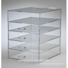 Acrylic Cosmetics Display Organizer