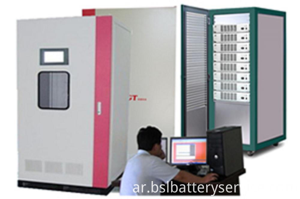 automatic Battery Testing Machine