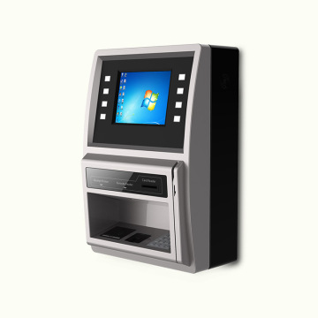 Wandhalterung Bank Card Transaction Machine