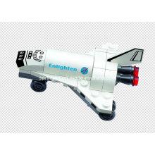 Space Series Designer Mini Shuttle 30PCS Bloqueia Brinquedos
