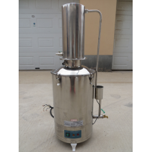 10L Stainless Steel Electric Water Distiller Portable