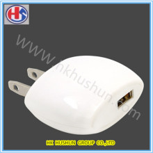 Power Supply Plug with Copper From China (HS-CP-002)