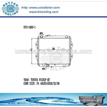 HILUX Pickup 16400-5B600 RADIATOR For Toyota Manufacturer