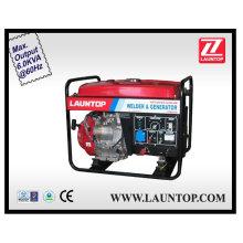 Schweiß-Benzin-Generator (EPA, CE genehmigt)